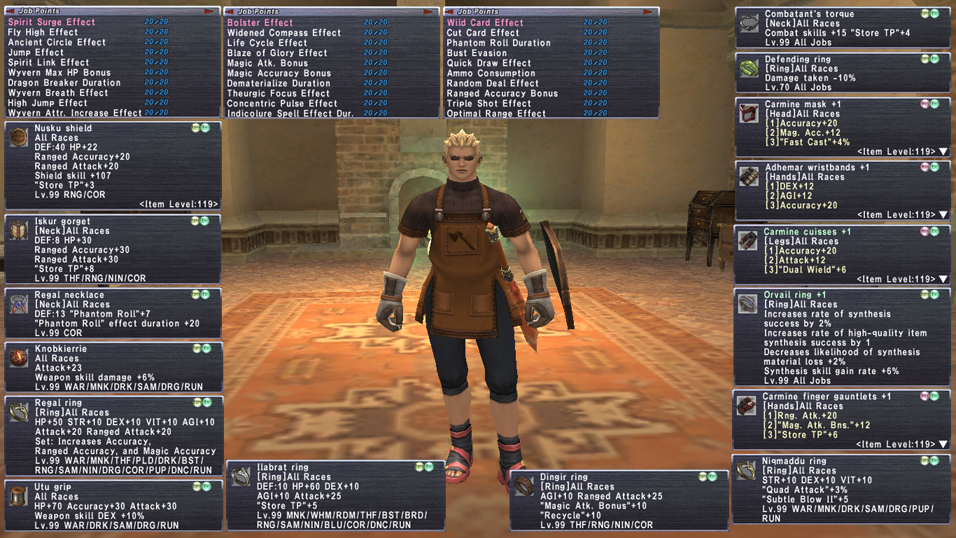 MMORPG Account Marketplace
